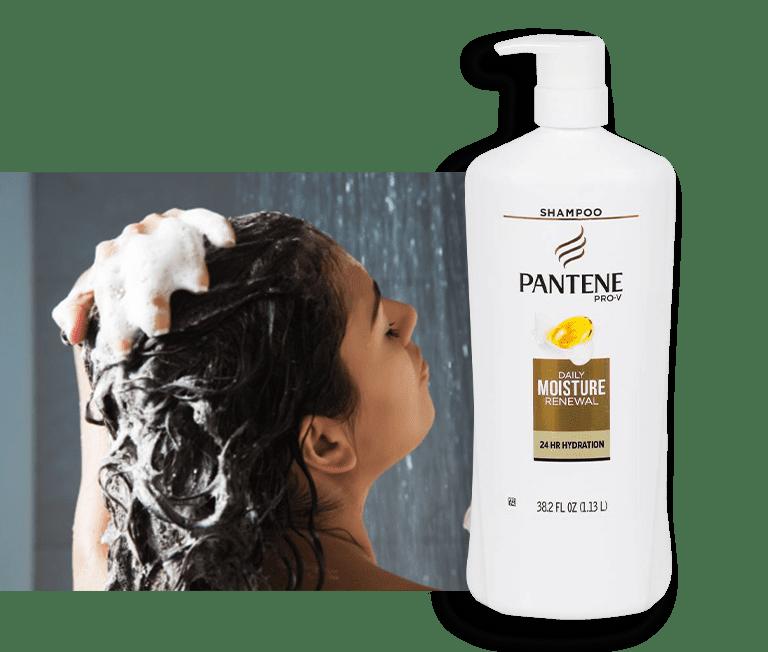Shampoo Pantene 1