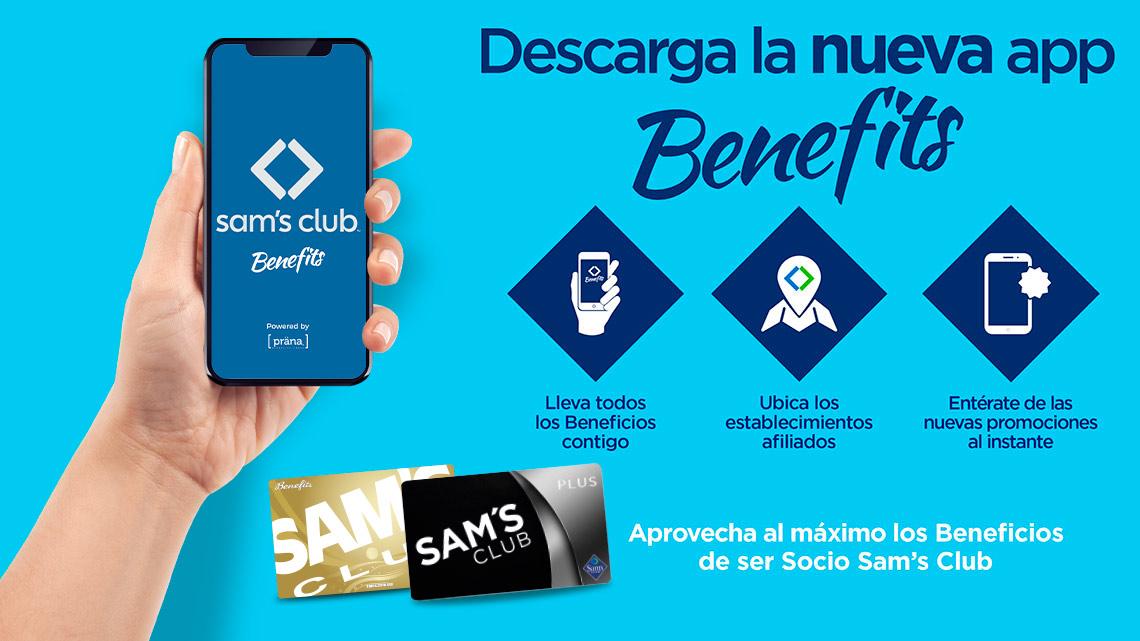 Descarga La Nueva App Benefits