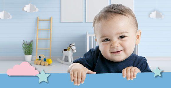 4 tips para crear un cuarto de juegos seguro para tu bebé