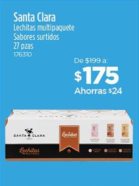 Lechitas Santa Clara