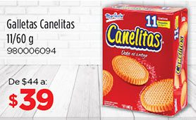 Galletas Canelitas