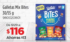 Galletas Mix Bites