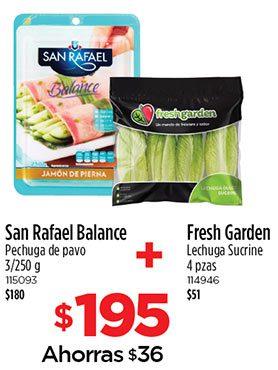 San Rafael + Fresh Garden