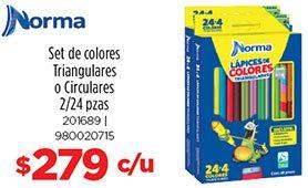 Colores Norma