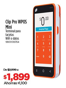 Clip Pro WPOS Mini