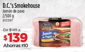 D.C.'s Smokehouse