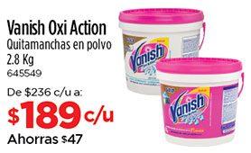 Vanish Oxi Action
