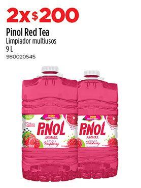 Pinol Red Tea