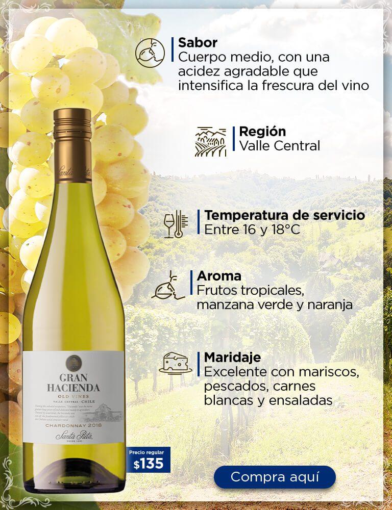 Gran Hacienda Chardonnay