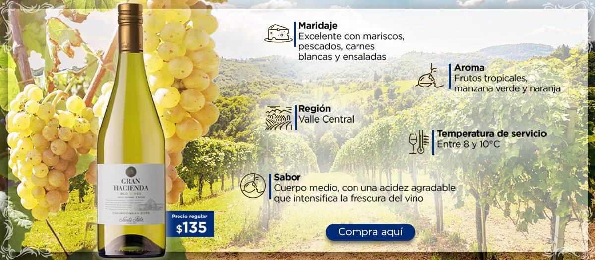 Gran Hacienda - Chardonnay