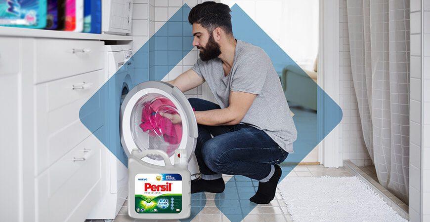 Persil Professional, el detergente líquido con tecnología alemana