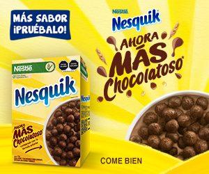 Nestlé - Box banner - Home Principal- Nestlé Nesquik
