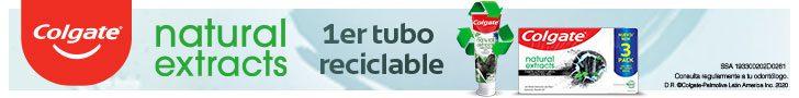 Colgate Carbon Tubo Reciclable 728X 90