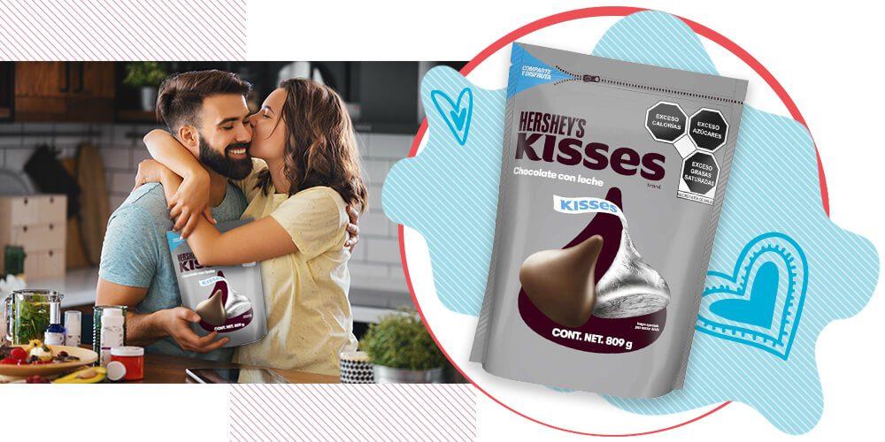 Hershey's Kisses - San Valentín