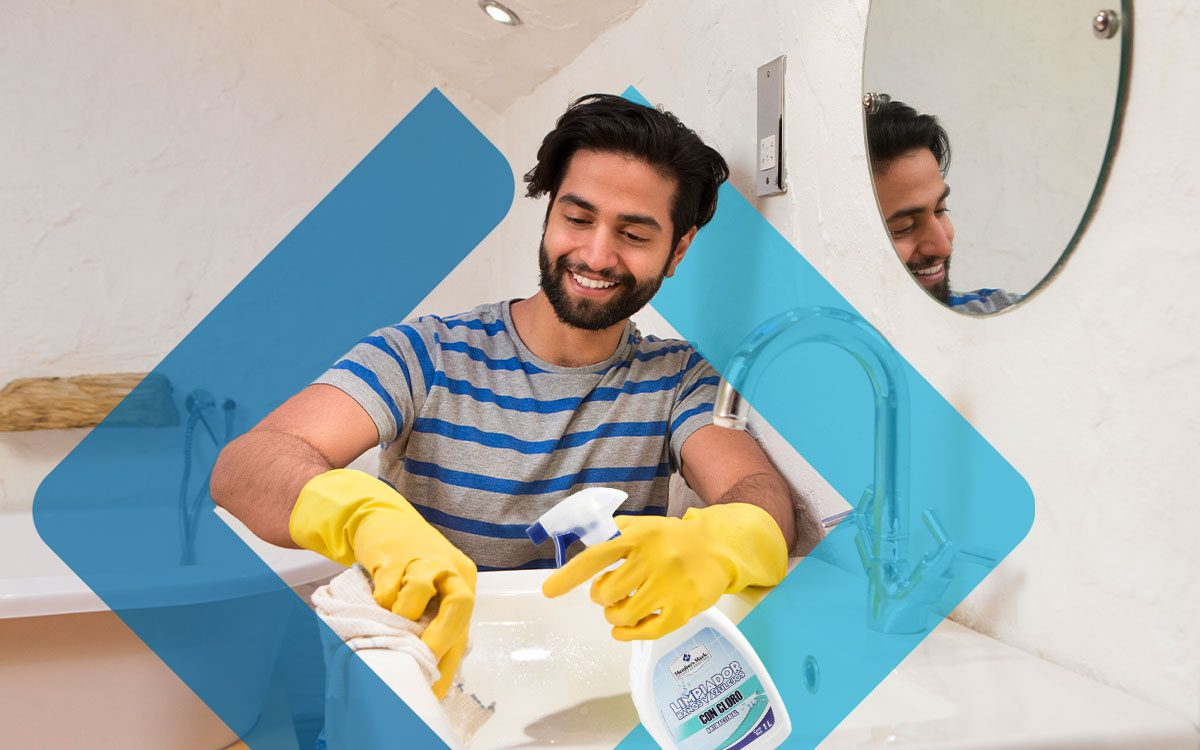 Basicos Lavar Banio 3