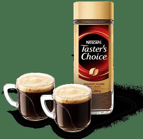 Frasco Nescafe Taster Choicce Gourmet