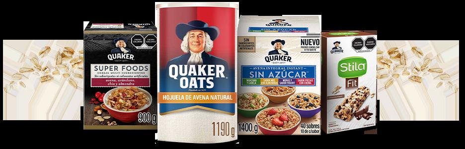 Productos Quaker