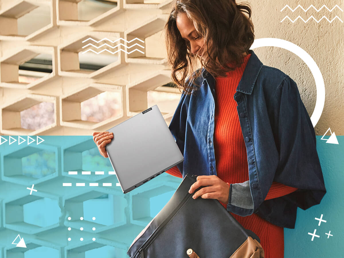 Lenovo ideapad laptop para el home office
