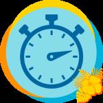 tiempo bloqueador