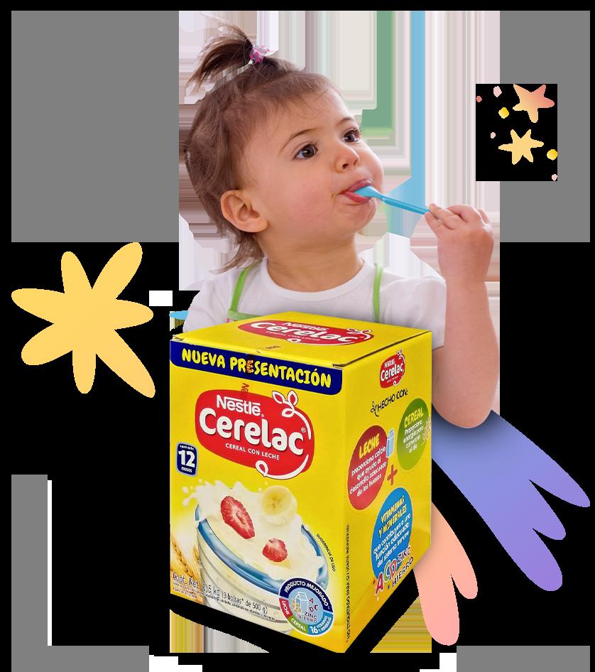 Cerelac Nestle 2
