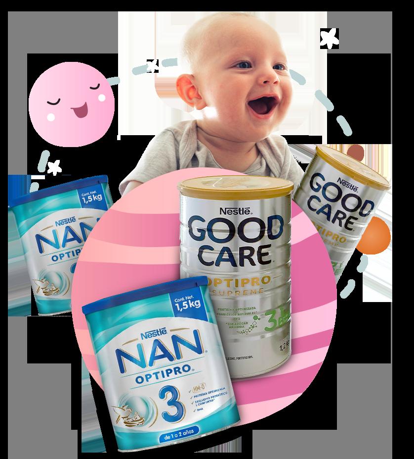 Nan Optipro Goodcare Xl 3