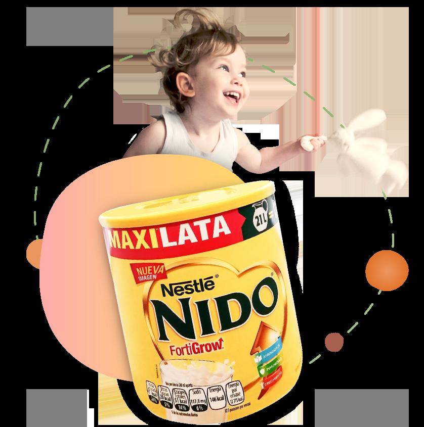 Nido Fortigrow Maxilata 3