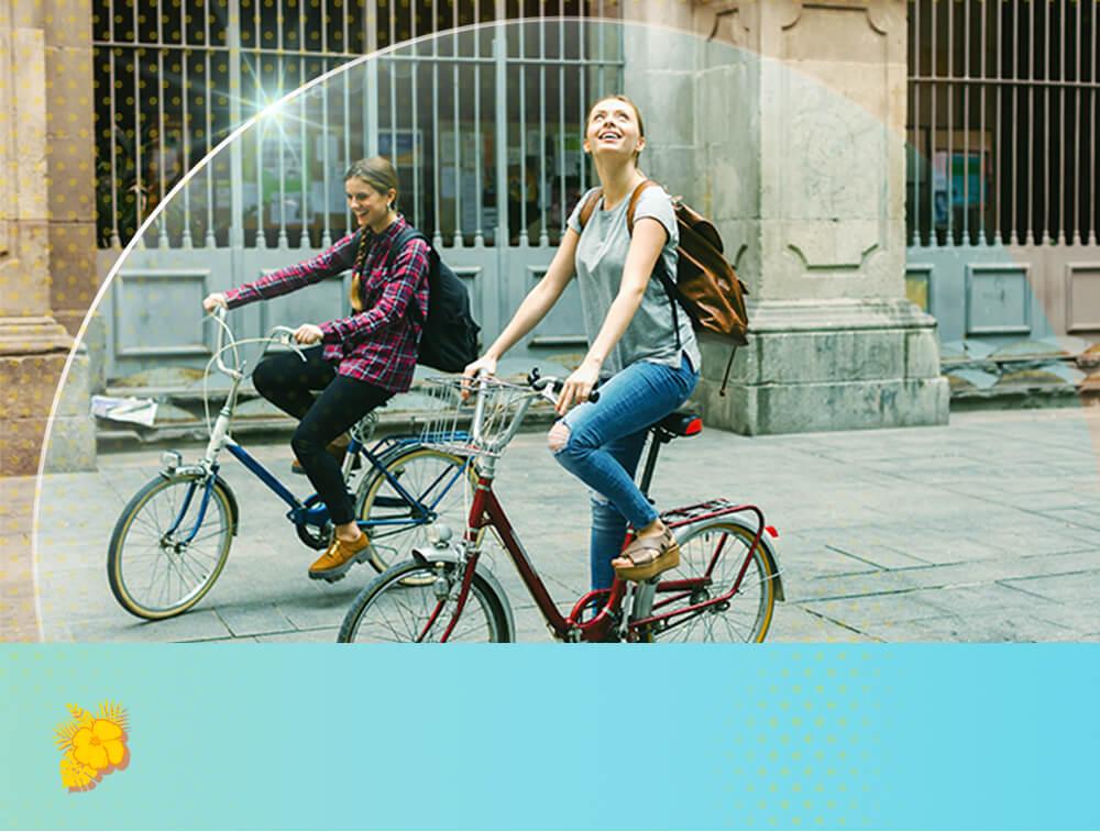 bloqueador solar para andar en bici