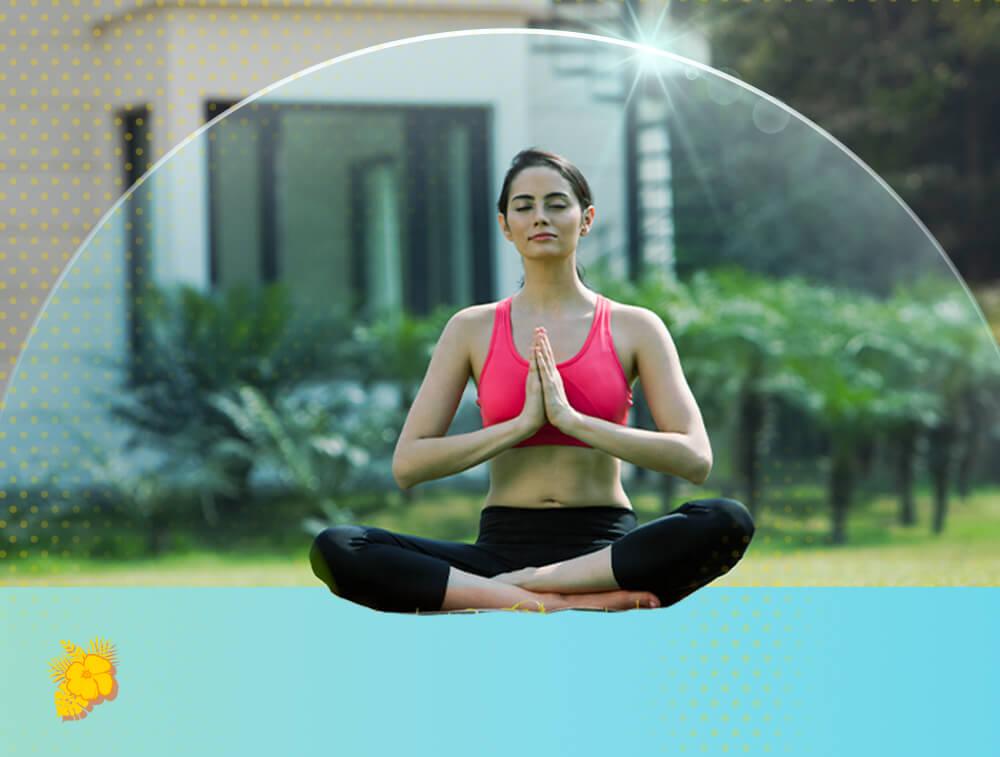 bloqueador solar para hacer yoga