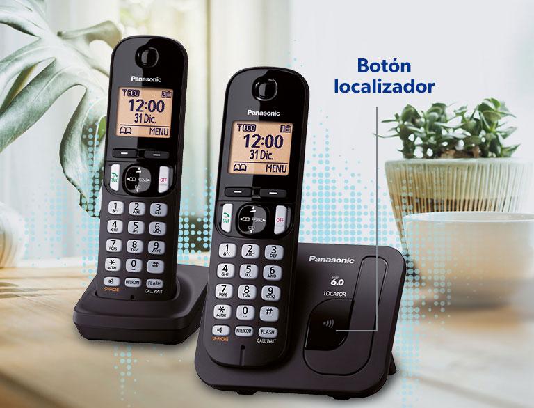 Telefono Panasonic Boton Localizador 4