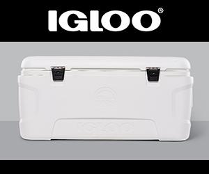 Box banner - Igloo - Home Mundo Sam\'s - Hieleras Igloo