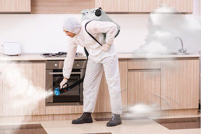 Por Que Desinfectar Con Un Nebulizador