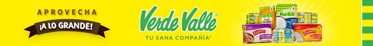 Leaderboard expandible - Arroz Verde Valle 21 - Home