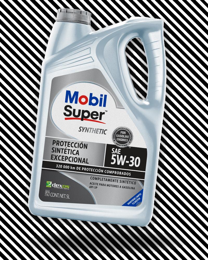 Aceite Mobil Super