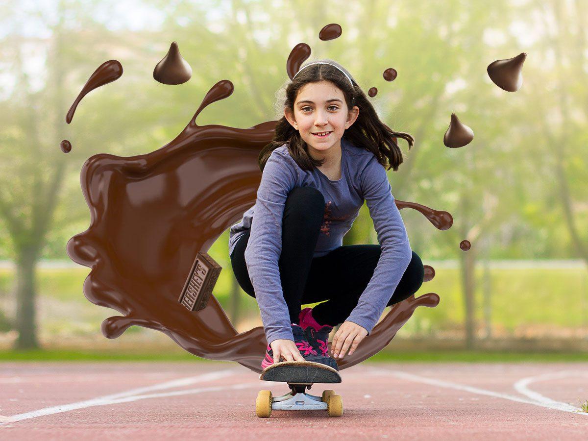 Chocolate Hersheys Regalo Para Compartir 5