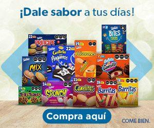 Box banner - Grupo Bimbo - ricas-opciones-para-desayuno- Variedad galletas Bimbo