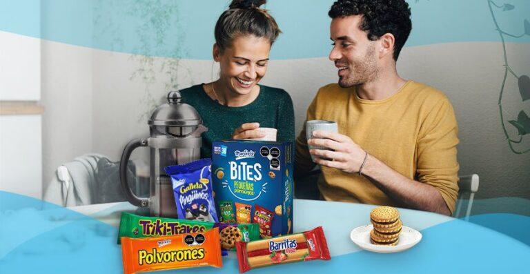 Galletas Marinela, el snack para todos los gustos