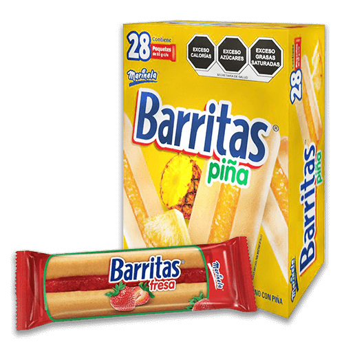 Galletas Barritas
