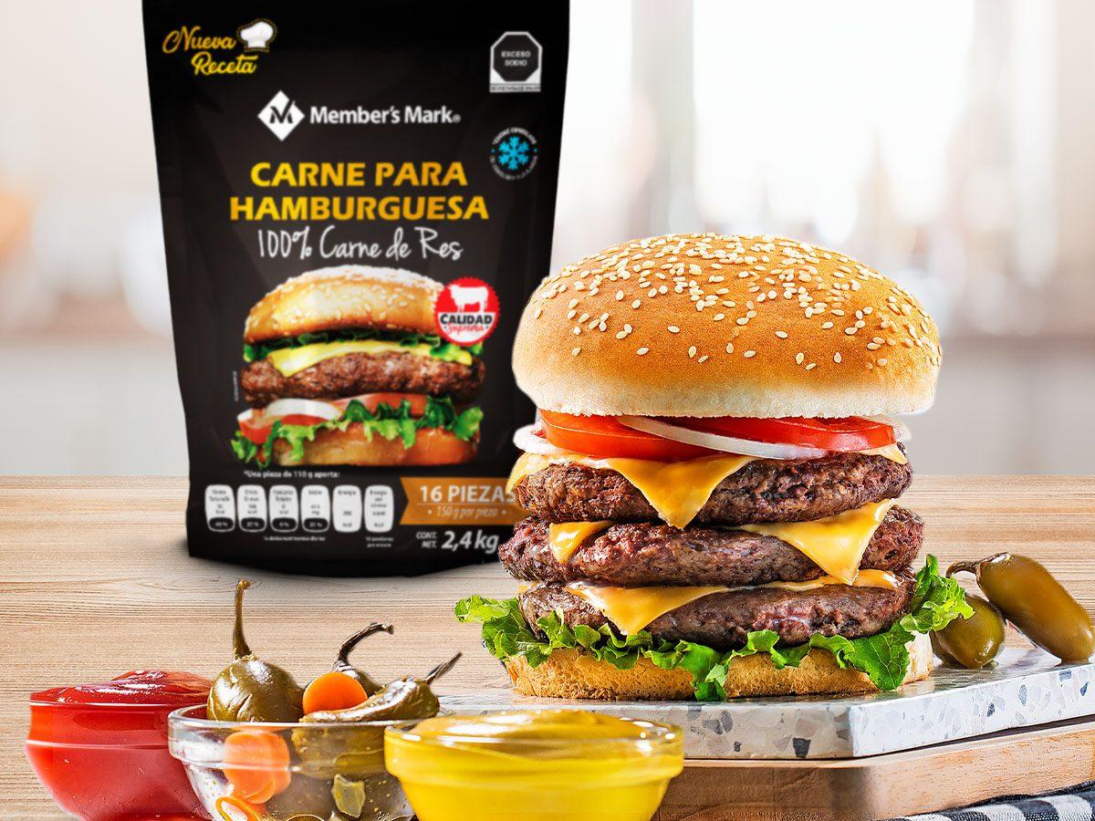 Hamburguesa De Carne De Res 5