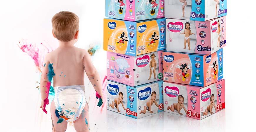 Descubre todos los tipos de pañal para tu bebé