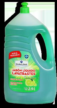 Jabon Liquitod Lavatrastes 6