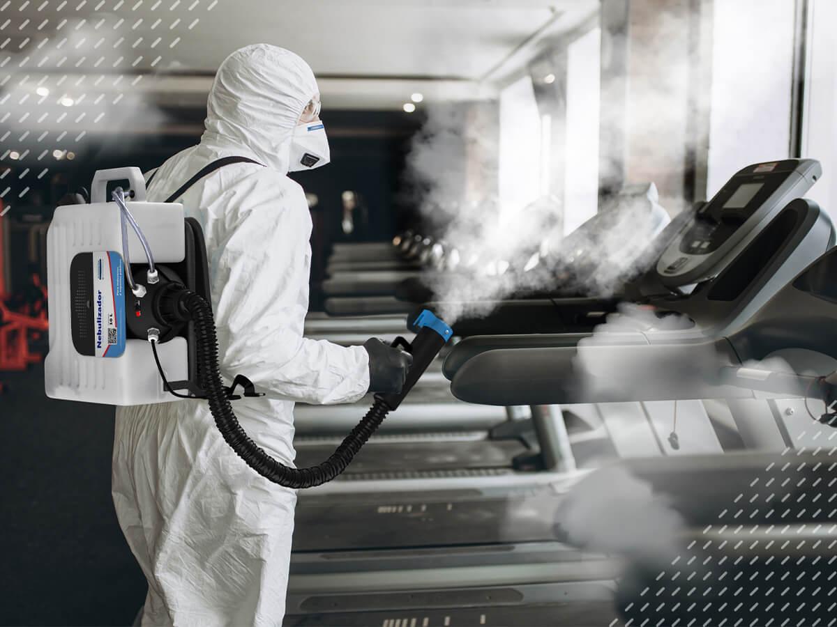 Nebulizador Para Sanitizar Portada