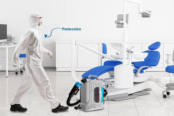 Proteccion Al Usar El Nebulizador