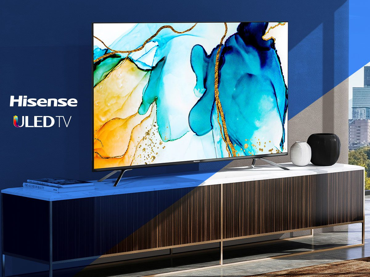 Smart Tv Hisense Uledtv