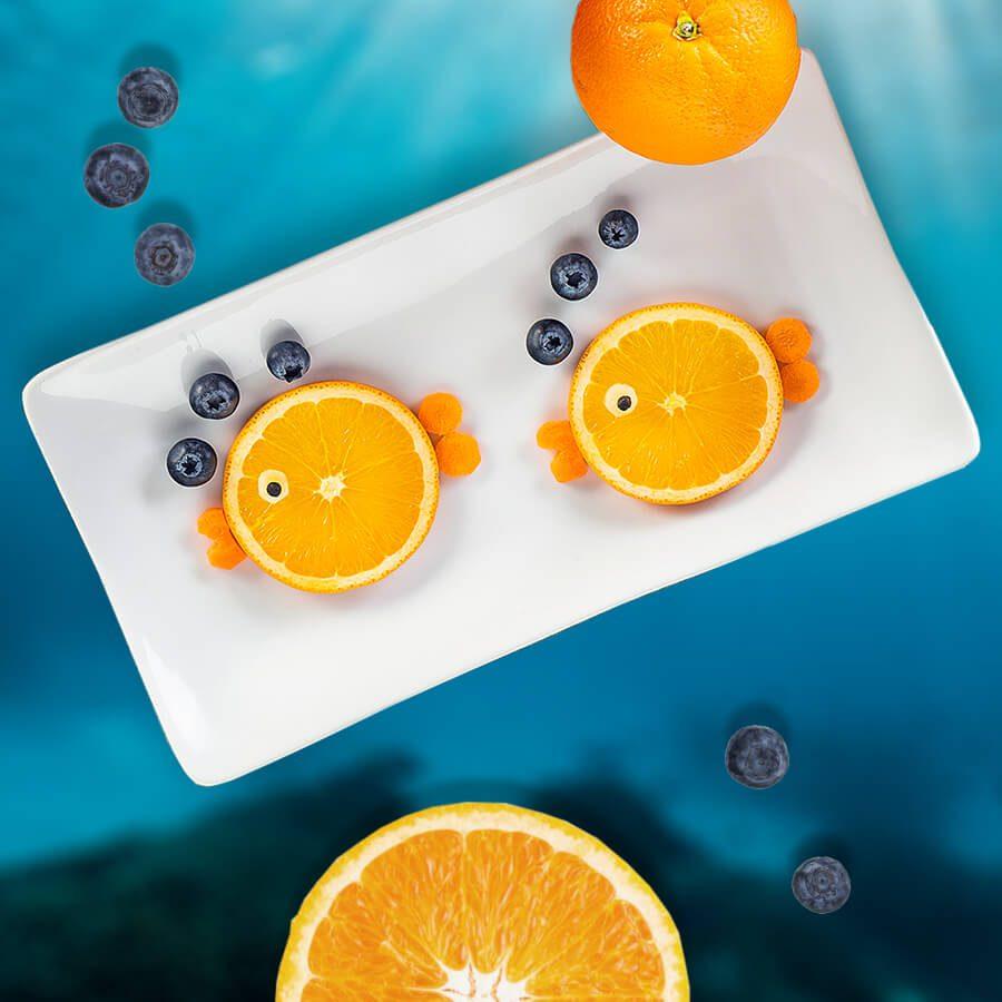 Snacks Saludable Pececitos