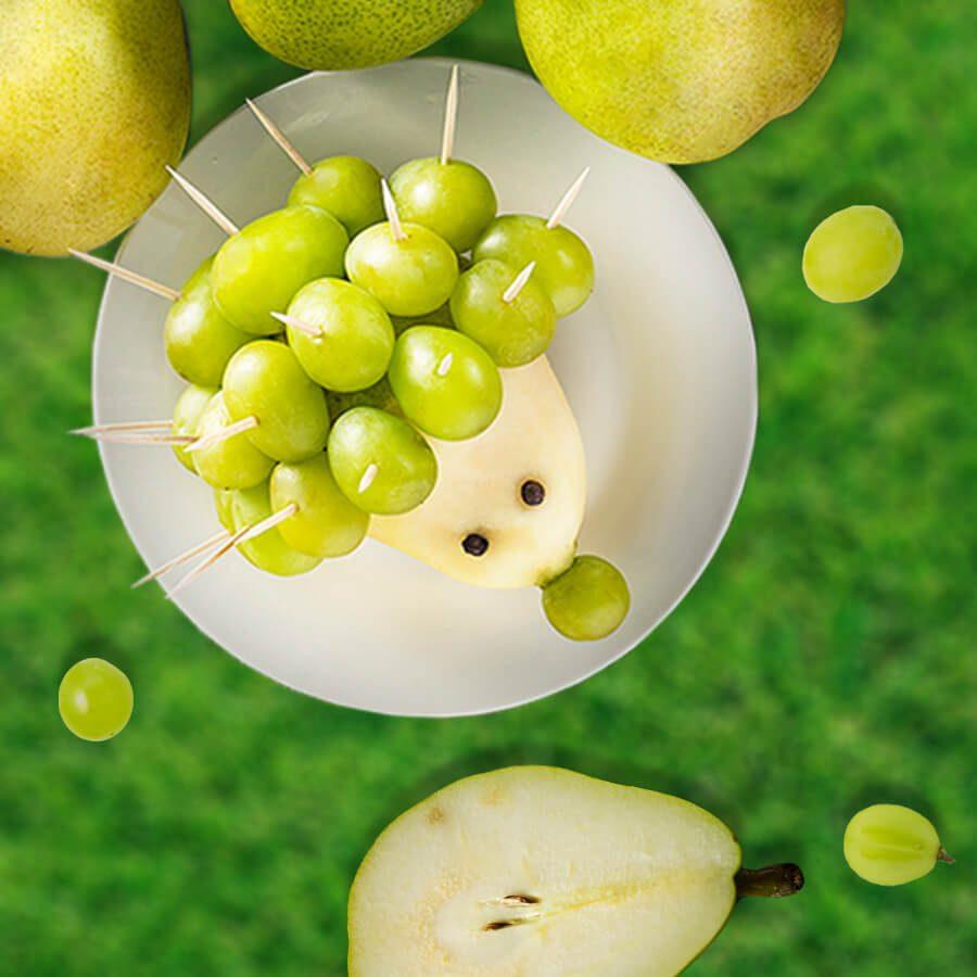 Snacks Saludable Puercoespin