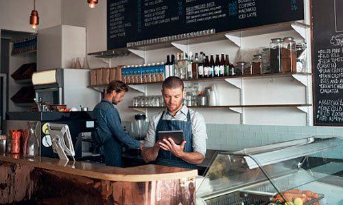 cafetería Socio Sam's Club