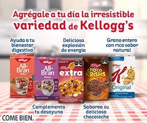 Box banner - Kellogg\'s- razones-para-desayunar-cereal - Cereales Kellogg\'s Mayo