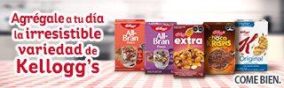 superbanner Kellogg\'s - razones-para-desayunar-cereal - Cereales Kellogg\'s Mayo