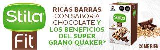 superbanner Pepsico- barras-de-avena-quaker-stila-fit-sabor-y-nutricion-todos-los-dias - Stila fit Pepsico Mayo