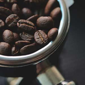 Café puro de grano
